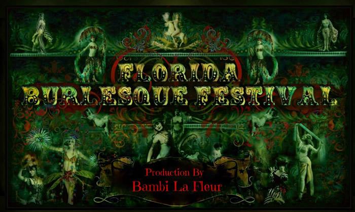 FL Burlesque Festival